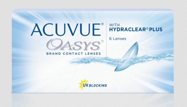 Acuvue Oasys 2-Wochen 6er Box