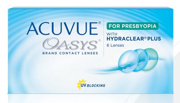 Acuvue Oasys for Presbyopia 2-Wochenlinsen 6er Box