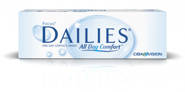 DAILIES All Day Comfort 30er Box