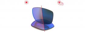 basou Ersatzgläser LST blue light VARiO blue mirror af