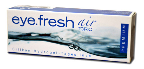 Eye.Fresh.Air Premium Toric 30er Box