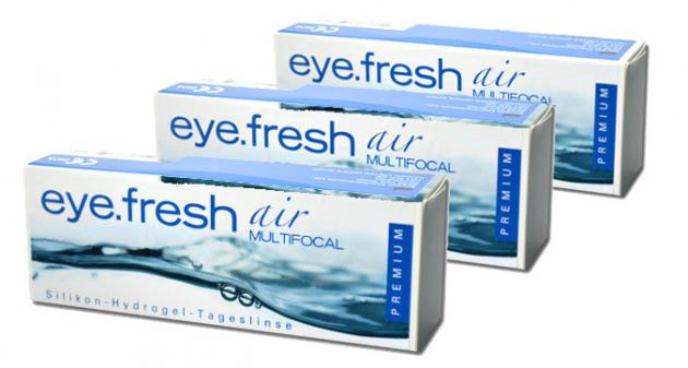 Eye.Fresh.Air Premium Multifocal 3x30er Box