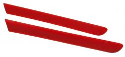 Hyperlink Earsocks Red