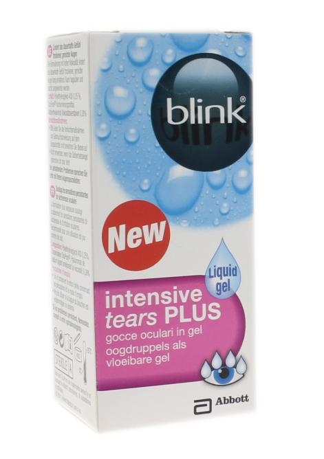 Blink intensive tears PLUS Gel-Augentropfen