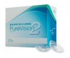 Pure Vision2 HD Monatslinsen 6er Box 8,60