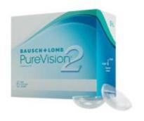 Pure Vision2 HD Monatslinsen 6er Box