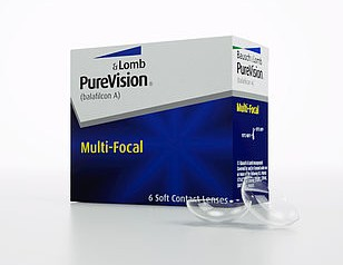 Pure Vision Multifocal Monatslinse 6er Box