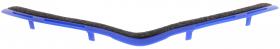 zolid / zolid pro Stirnpolster dark blue